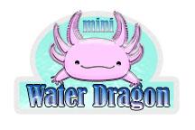 Mini Water Dragon